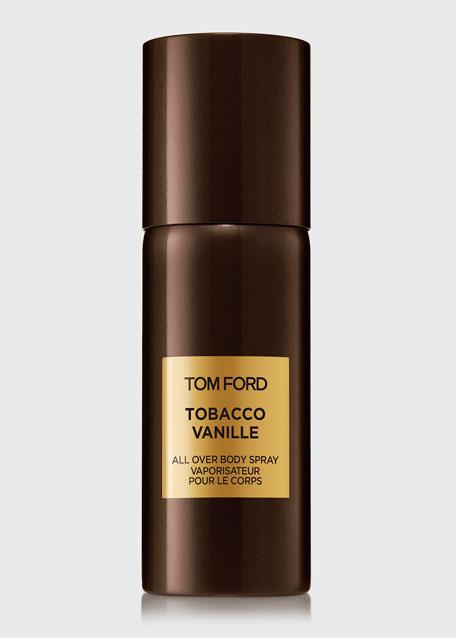 Tobacco Vanille All Over Body Spray, 5.0 oz./ 150 mL