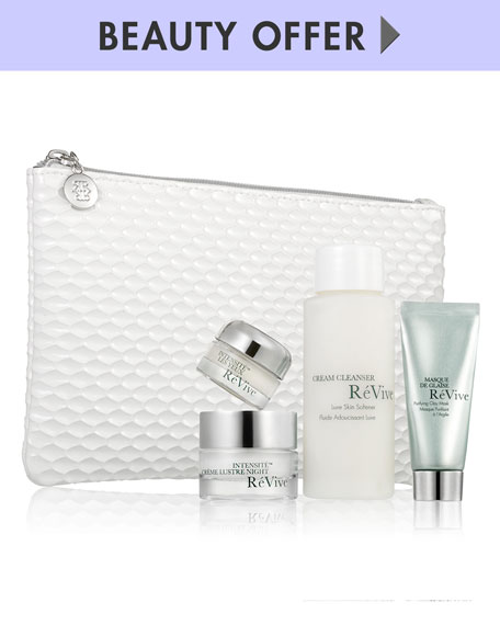 Receive a free 4-piece bonus gift with your $400 RéVive purchase