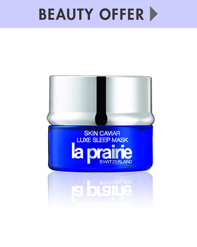Yours with any $150 La Prairie Purchase
