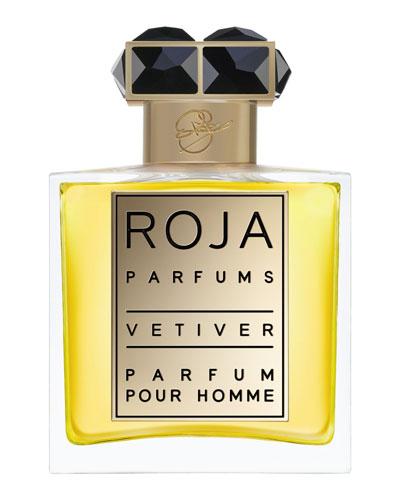 Vetiver Parfum Pour Homme, 1.7 oz./ 50 mL
