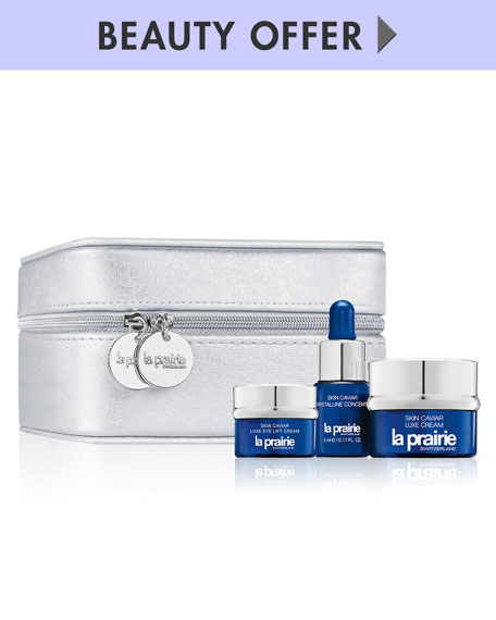 Receive a free 3-piece bonus gift with your $400 La Prairie purchase
