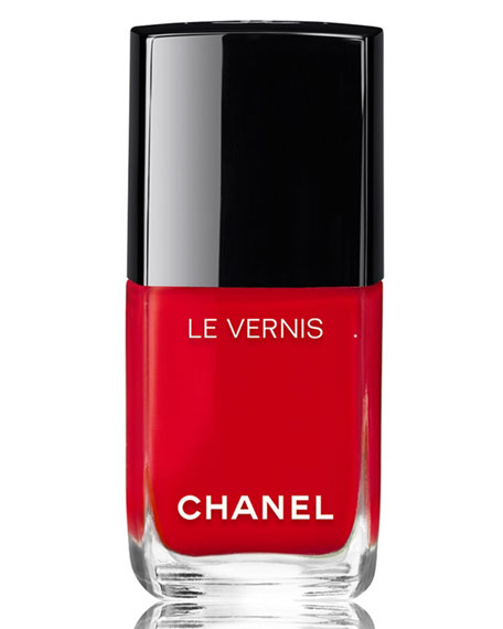 <b>LE VERNIS - Red</b> <br>LONGWEAR NAIL COLOUR
