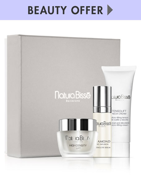 Receive a free 3-piece bonus gift with your $350 Natura Bissé purchase