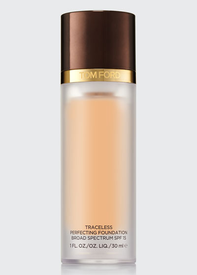 Traceless Perfecting Foundation SPF 15  1.0 oz./ 30 mL
