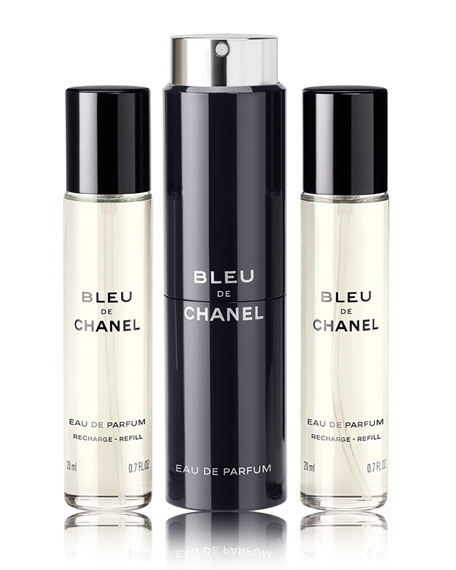 Bleu De Chanel Travel Spray Set