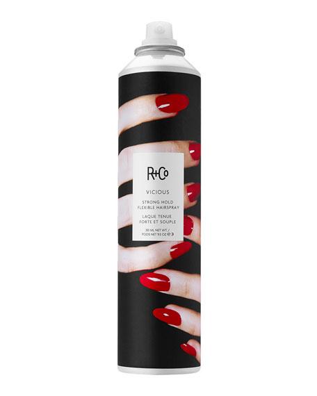VICIOUS Strong Hold Flexible Hairspray, 9.5 oz./ 310 mL