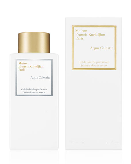 Aqua Celestia Scented Shower Cream, 8.5 oz./ 250 mL