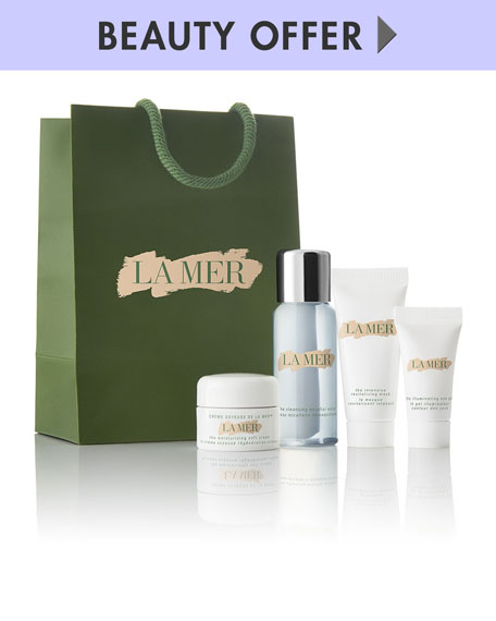 Yours with any $300 La Mer purchase