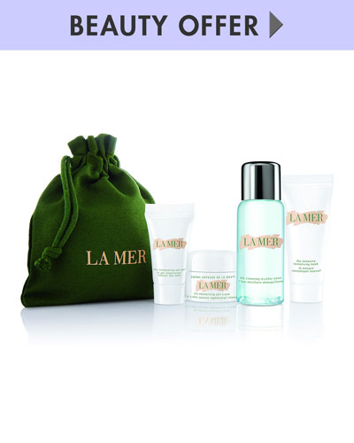 Yours with any $300 La Mer purchase*