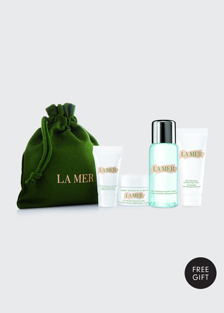 Receive a free 5-piece bonus gift with your $350 La Mer purchase