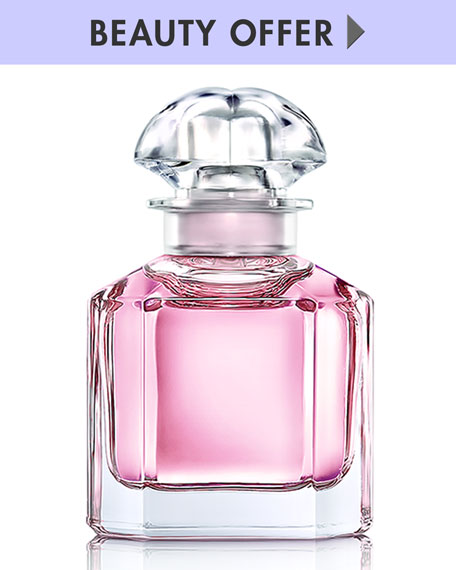 Yours with any $125 Guerlain purchase—Online only*