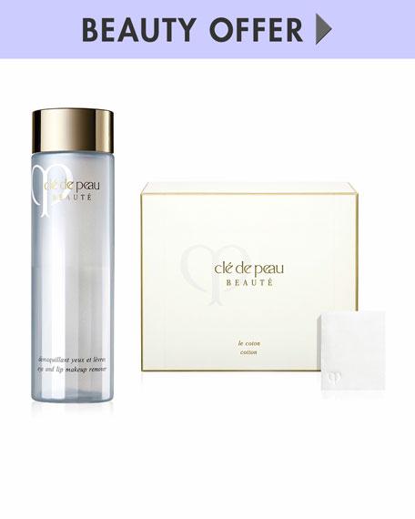 Yours with any $350 Clé de Peau Beauté purchase*