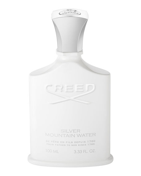 Silver Mountain Water, 100 mL