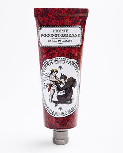 Crème Pogonotomienne Shaving Cream, 75 mL