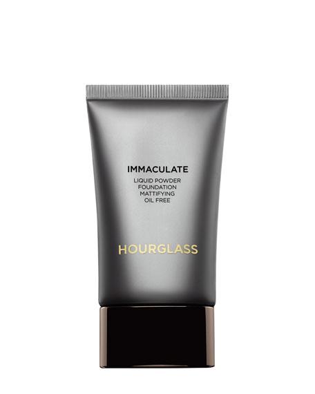Immaculate Liquid Powder Foundation, 1.0 oz.