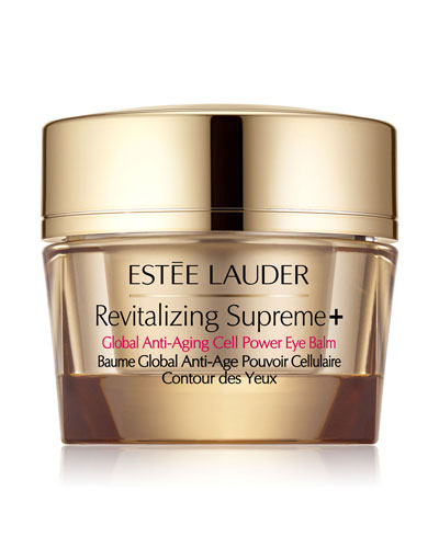 Revitalizing Supreme + Global Anti-Aging Cell Power Eye Balm, 0.5 oz.