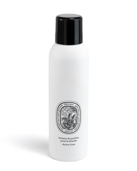 Eau Rose Shower Foam, 6.8 oz.