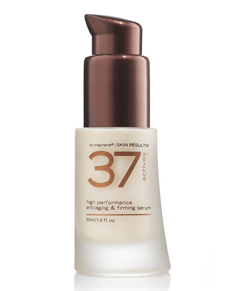 37 Actives Anti-Aging and Firming Face Serum, 1.0