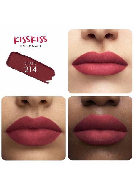 Kiss Kiss Matte Lipstick
