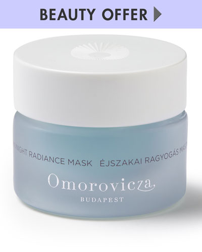 Yours with any $75 Omorovicza purchase—Online only*