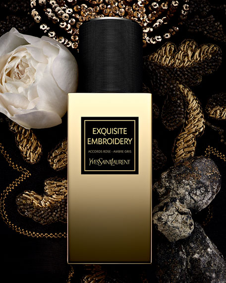 Exclusive LE VESTIAIRE DES PARFUMS Collection Orientale Exquisite Embroidery Eau de Parfum, 2.5 oz./ 75 mL