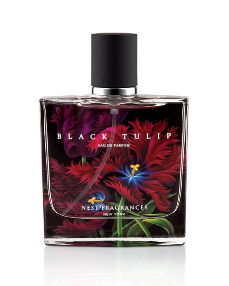 Black Tulip Eau De Parfum, 1.7 oz./ 50 mL