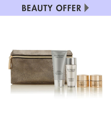 Yours with any $125 Estee Lauder Purchase