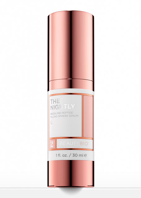 THE NIGHTLY Moduline Peptide Filling Sphere Serum, 1.0 oz./ 30 mL