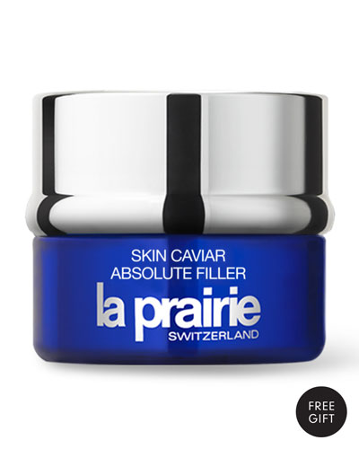 Yours with any $250 La Prairie Purchase—Online only*