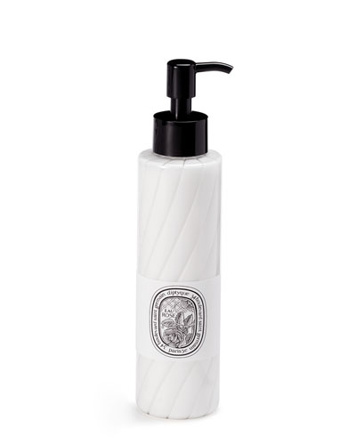 Eau Rose Hand and Body Lotion  6.8 oz./ 200 mL
