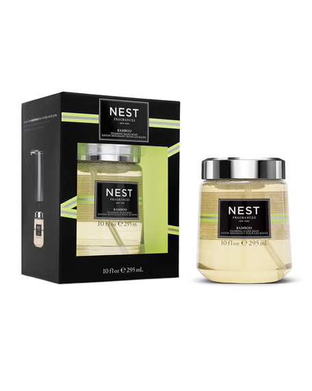 NEST Fragrances Bamboo Foaming Hand Wash Cartridge for simplehuman Sensor Pump, 10 oz./ 296 mL