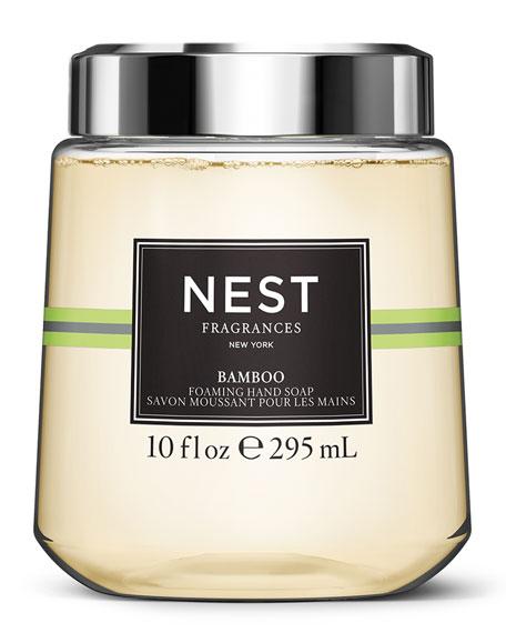 NEST Fragrances Bamboo Foaming Hand Wash Cartridge for simplehuman Sensor Pump, 10 oz./ 296 mL