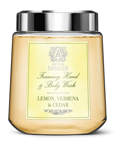 Antica Farmacista Lemon, Verbena & Cedar Foaming Hand