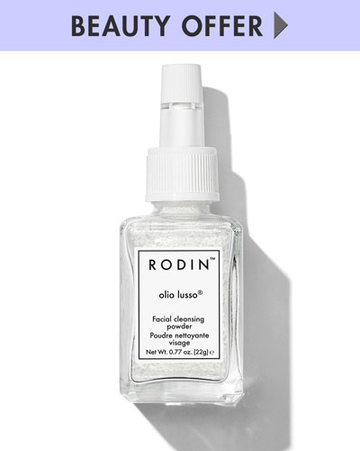 Yours with any $120 RODIN Purchase