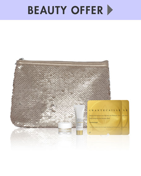 Yours with any $325 Chantecaille Purchase