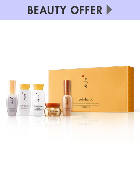 Yours with any $350 Sulwhasoo Purchase ($80 Value)