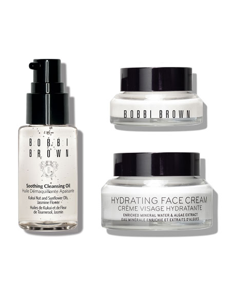 Limited Edition Instant Hydration Hydrating Skincare Trio ($117 Value)
