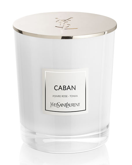 Exclusive LE VESTIAIRE DES PARFUMS Caban Candle