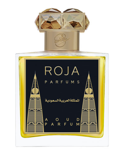 Kingdom of Saudi Arabia Aoud Parfum, 1.7 oz./ 50 mL