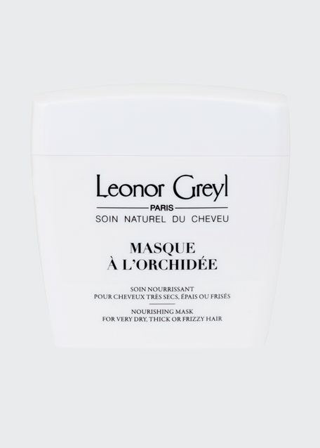 Masque a L'Orchidee (Nourishing Mask for Very Dry, Thick, or Frizzy Hair), 7.0 oz./ 200 mL