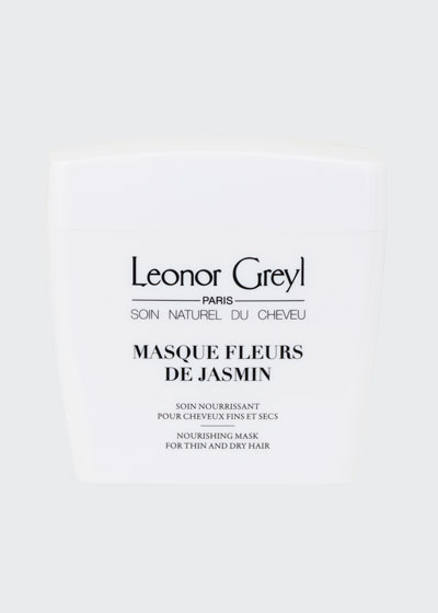 Masque Fleurs de Jasmin (Nourishing Mask for Thin and Dry Hair)  7.0 oz./ 200 mL