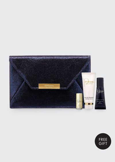 Yours with any $350 Cle de Peau Beaute Purchase—Online only*