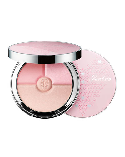 Météorites Heart Shape Collector Pressed Powder