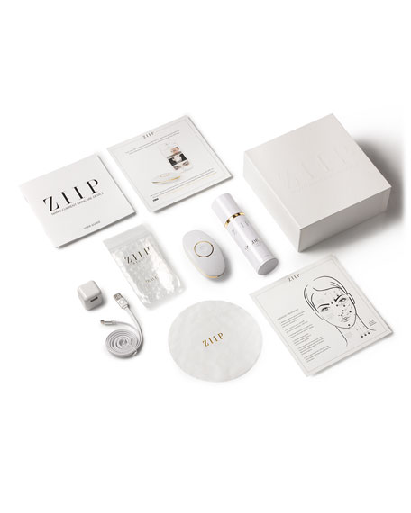 ZIIP Beauty Device & Golden Conductive Gel