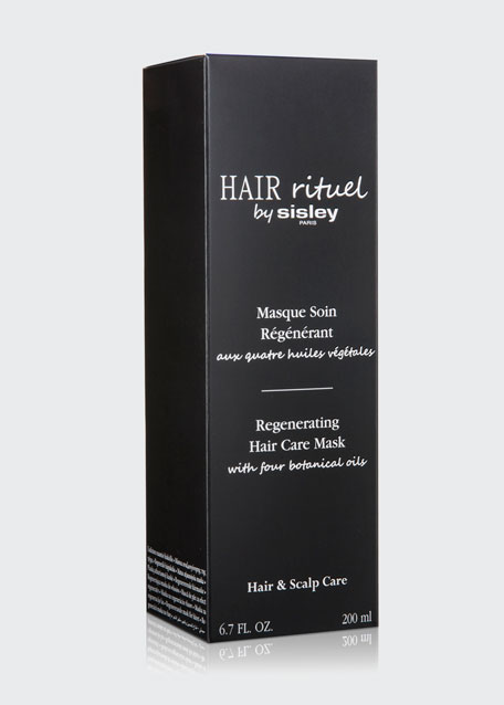 Regenerating Hair Care Mask with Four Botanical Oils, 6.7 oz./ 200 mL