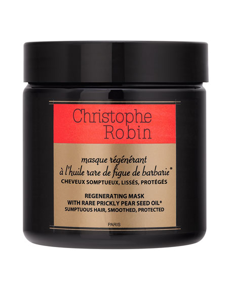 Christophe Robin Regenerating Mask with Rare Prickly Pear