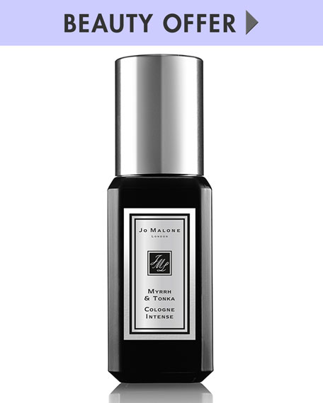 Yours with any Jo Malone Cologne Intense Purchase