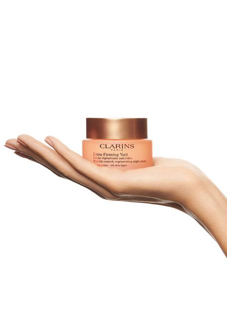 Extra-Firming Wrinkle Control Regenerating Night Cream - All Skin Types, 1.6 oz./ 50 mL
