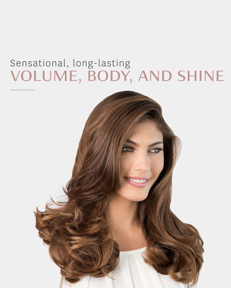 Volumizing Hot Rollers Luxe