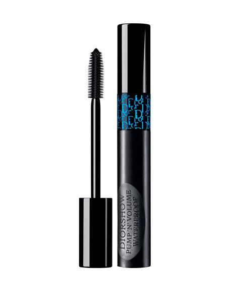 Diorshow Pump'N'Volume Waterproof Mascara